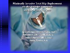176_hana hip surgery vidoe