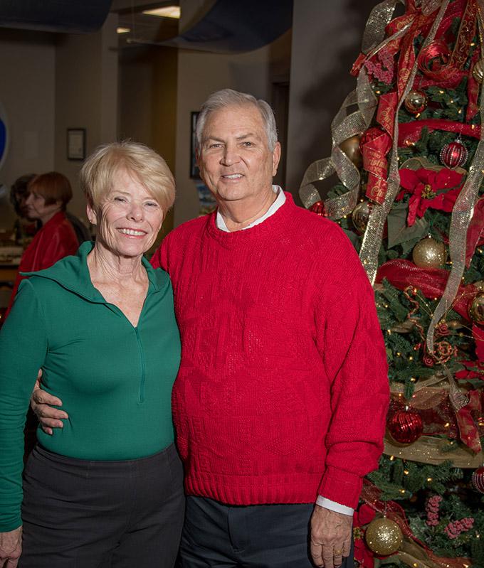 Nancy and Dick Klaas