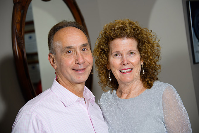Robert and Leslie Butler of Select Physical Therapy
